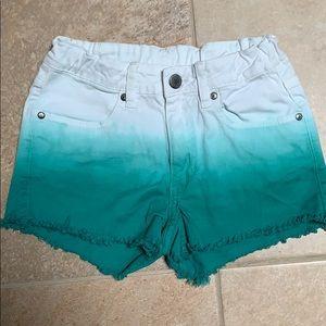 H&M Color Blend Shorts